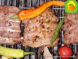 BBQ - шашлык, доставка еды в Паттайе