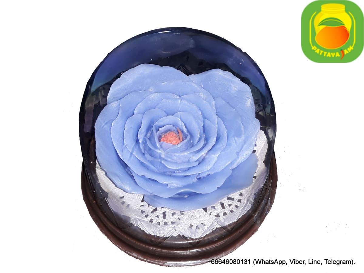 Цветы из мыла ручной работы, в куполе. Таиланд Паттайя.