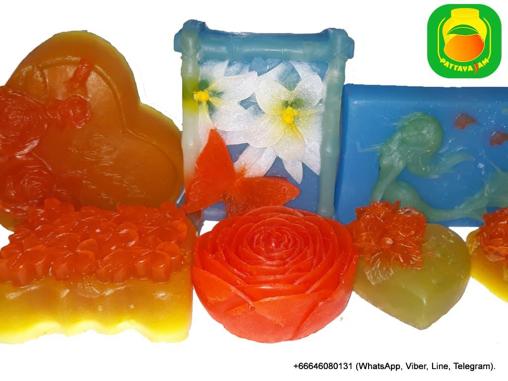Сувенирное мыло из основы